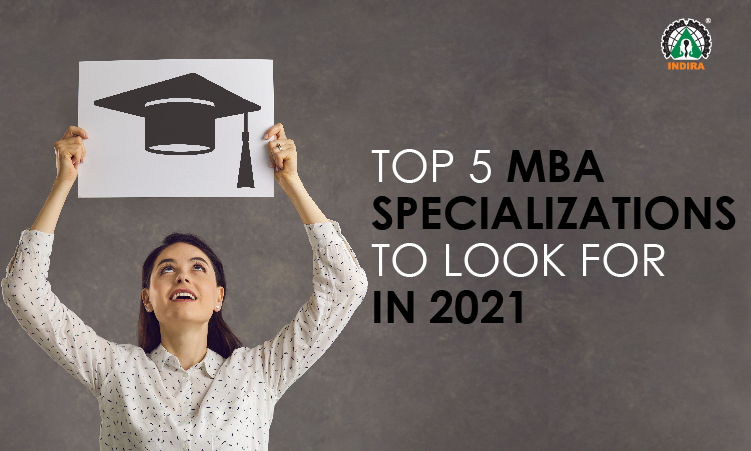 Top 5 MBA specialization students should look for